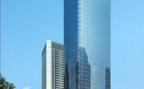 【湖北十堰*际金融中心项目】弹簧减震器合同
