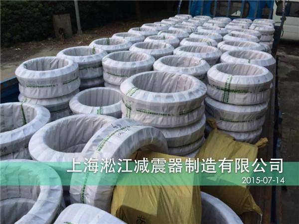 南京金融城项目采用上海淞江橡胶接头