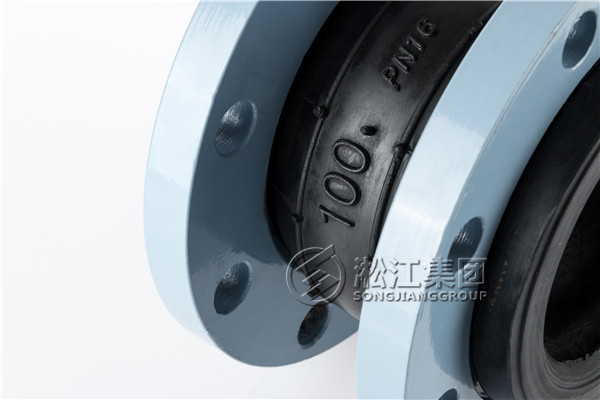 """【广州丰田汽车工厂项目】DN200橡胶接头""""汽车工厂案例"""""""