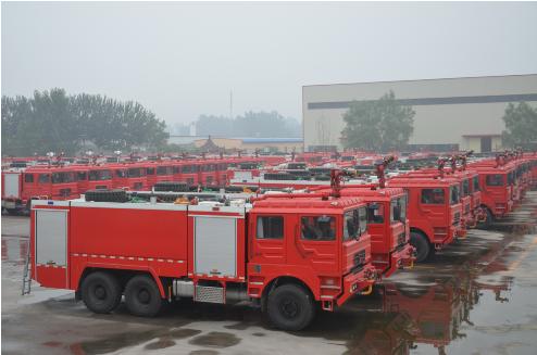 【消防车、工程消防车、大型消防车】配套消防泵橡胶接头案例