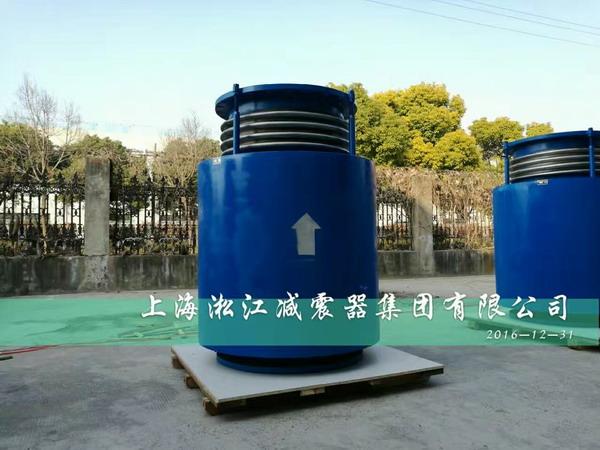 重庆市政项目内外压力平衡性波纹补偿器发货