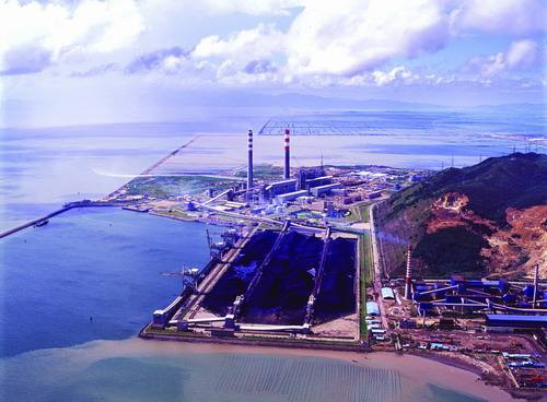 【案例】珠海发电厂脱硫系统用淞江脱硫橡胶接头