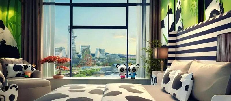 【广州长隆熊猫酒店项目】弹簧减震器合同