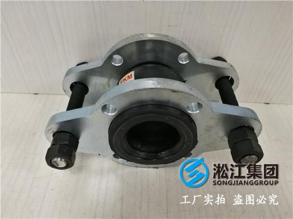 气液增压泵DN150橡胶避震喉,产品设计内壁光滑