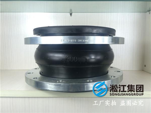 逆渗透水处理系统DN250橡胶避震喉,优质的服务