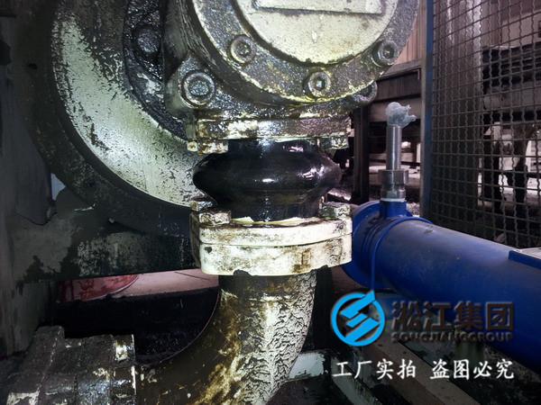 民用锅炉循环泵DN25橡胶避震喉,给你安全防护