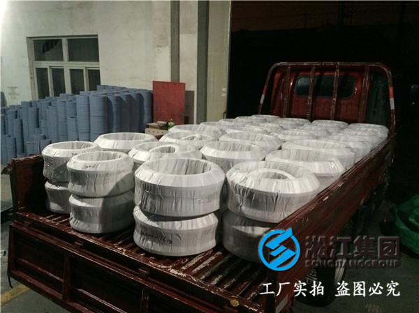 砖厂脱硫设备DN400橡胶避震喉,淞江地区*先